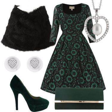 Outfit Anni cinquanta