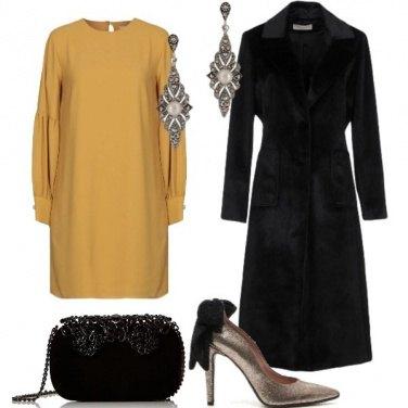 Outfit Una décolleté coi fiocchi