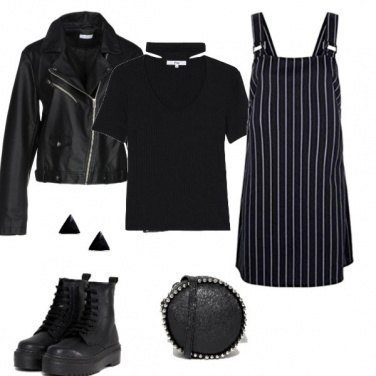 Outfit Rock / Dark