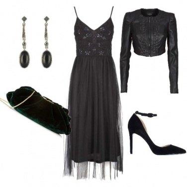 Outfit Nero da paura