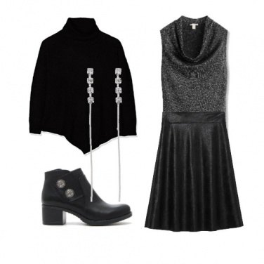 Outfit Chic Halloween