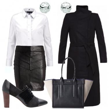 Outfit Contrasti di carattere