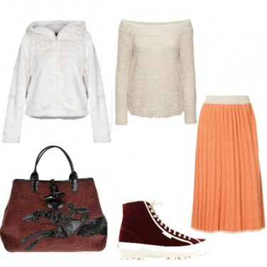 Outfit Tofly_pellicciotto