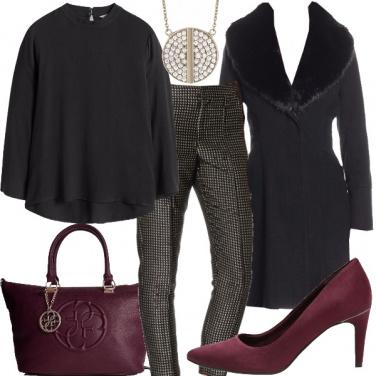 Outfit Guizzo di bordeaux