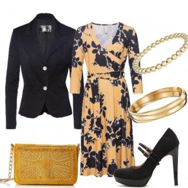 Outfit È tutto oro quel che luccica