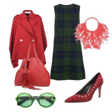 Outfit ROSSO Corallo
