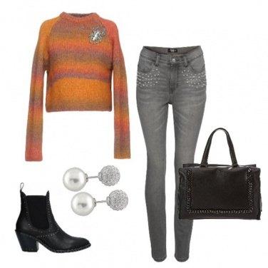 Outfit Tutti i giorni autunno