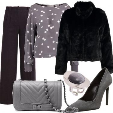 Outfit Elegante senza esagerare