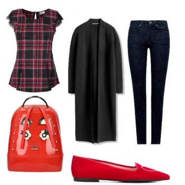 Outfit Urban #8704