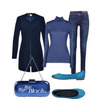 Outfit Bye bye black