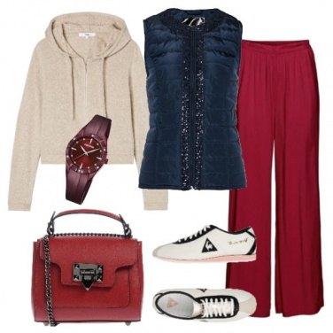 Outfit Per le giornate frenetiche