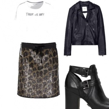 Outfit Rock #3749