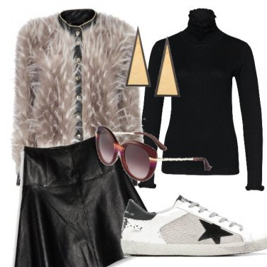 Outfit Rock #3665