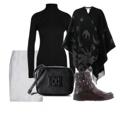 Outfit Passeggiata con stile