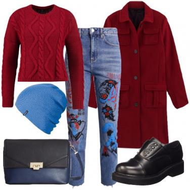 Outfit I mitici anni 80