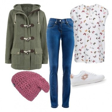 Outfit Sport style