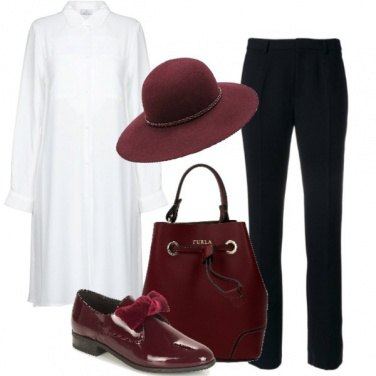 Outfit Profumo Mannish