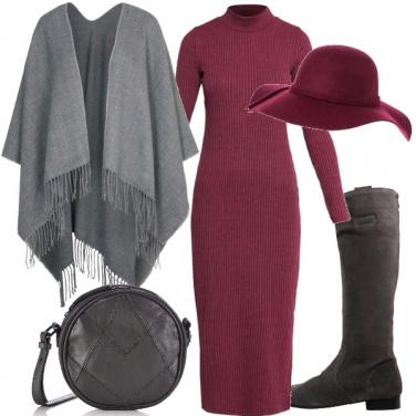 Outfit Il grigio non stanca mai