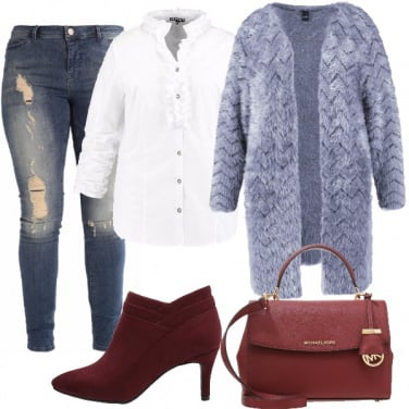 Outfit Dolcemente curvy