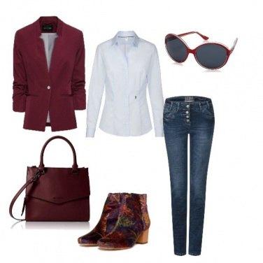 Outfit Caldo autunno ‹3