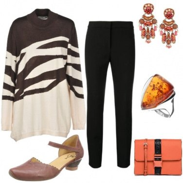 Outfit Chic Confort