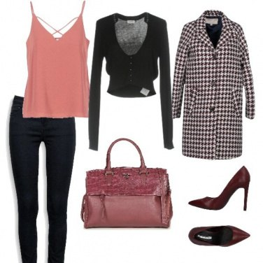 Outfit Easy glamorous