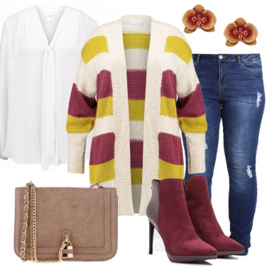 Outfit Coloriamo l\'inverno