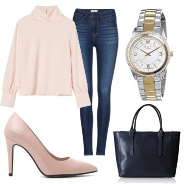 Outfit Pink soft
