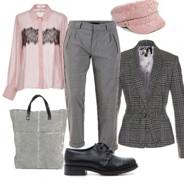 Outfit Street style a Parigi