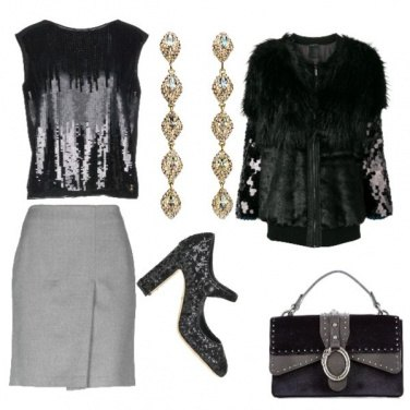 Outfit Lurex