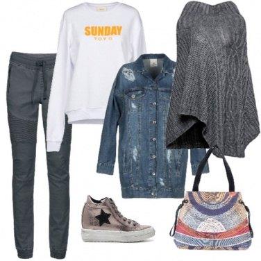 Outfit Strati urbani
