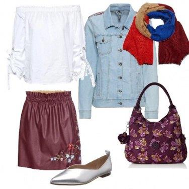 Outfit Pomeriggio in centro