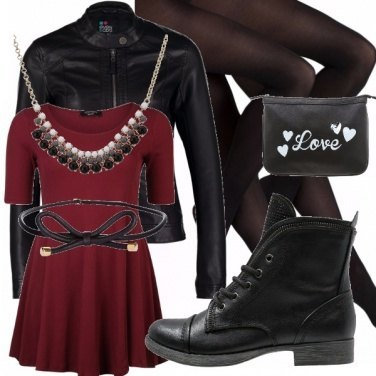 Outfit Rocker