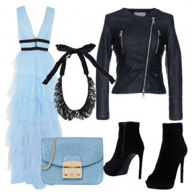 Outfit Cinderella rock