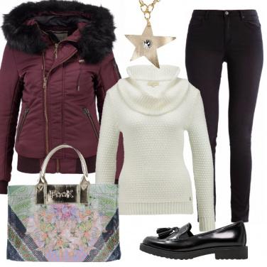 Outfit Usciamo con il freddo