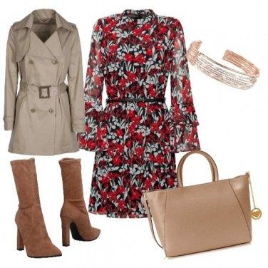 Outfit Una passeggiata autunnale