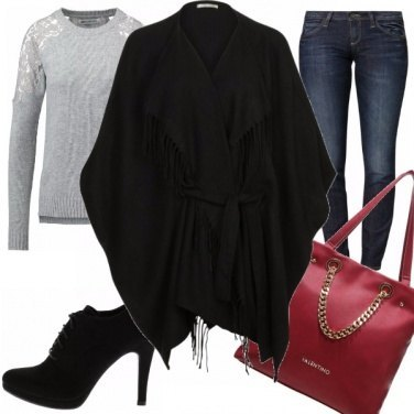 Outfit Mantella style