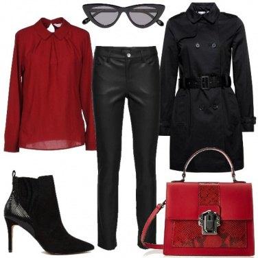 Outfit Una donna decisa