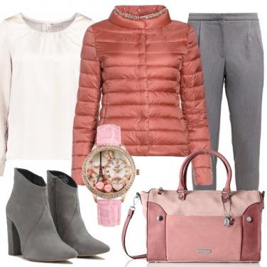 Outfit Il piumino gioiello