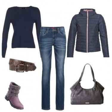 Outfit Urban #8749