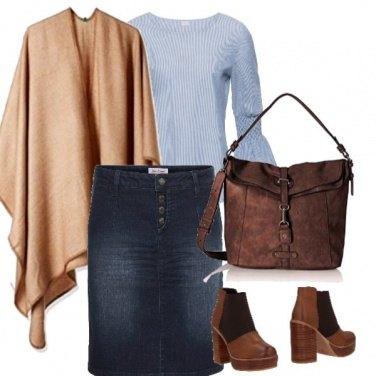 Outfit La mantella.
