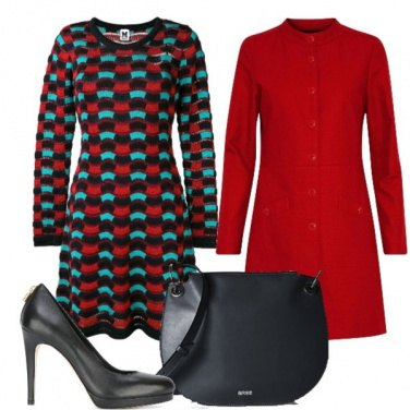 Outfit Vestito Missoni