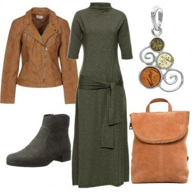 Outfit Safari urbano