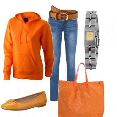 Outfit Giornata relax