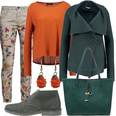 Outfit Colori alternativi