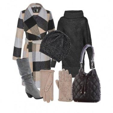 Outfit Freddo con gusto!!!!!!