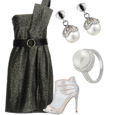 Outfit Signora perla