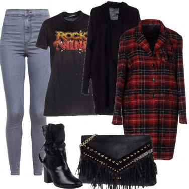 Outfit Viva il rock