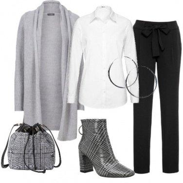Outfit L'accessorio principe di galles