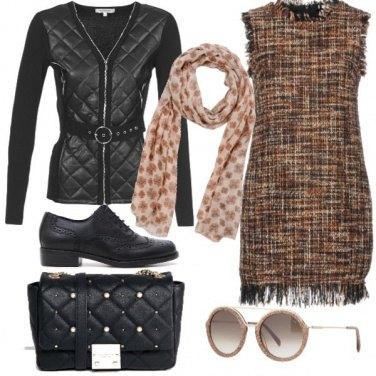 Outfit La francesina stringata